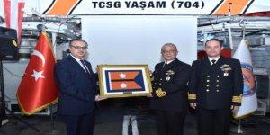 Akdeniz Bölge Komutanlığı'nda devir teslim