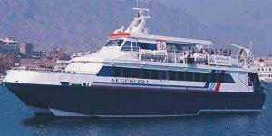 Alanya-KKTC deniz otobüsü seferleri başlıyor
