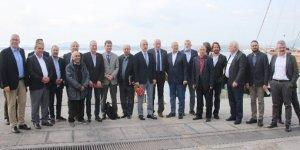 Bodrum'da denizcilerin sorunları masaya yatırıldı