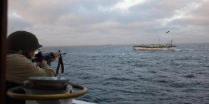 Arjantin sahil güvenliği 8 saat Çin gemisini kovaladı