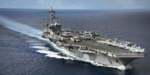 ABD Gemisi Carl Vinson Vietnam'da