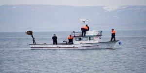 Jandarma Nazik Gölü'nü 'drone' ile koruyor