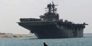 ExxonMobil'e ABD savaş gemisi kalkanı