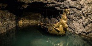 Avrupa'nın en büyük yeraltı gölü: Seegrotte