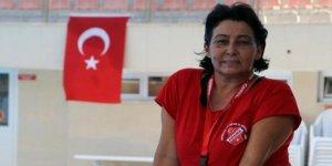 Türk kadını için okyanuslarda kulaç atıyor!