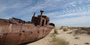 Artık var olmayan bir derya: Aral Gölü