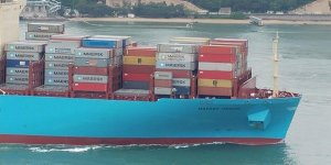 Maersk Line'ye ait gemide yangın çıktı: 4 kayıp