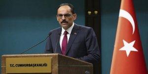 """""""Sondaja 6. Filo Koruması"""" iddiasına Beştepe'den yanıt"""