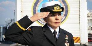 Türk ordusunun kadın neferi oldu