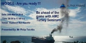 Alpha Marine Consulting Turkey'den yeni seminer