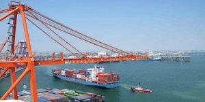 Mersin Limanı'nda tarihi rekor