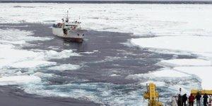 Kutup buzlarının altında bekleyen tehlike