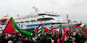 Mavi Marmara gemisinin adı 'Erdoğan Bey' oldu