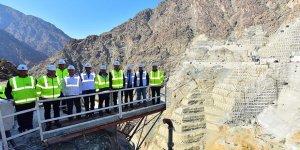 Dünyanın en yüksek 3. barajı: Yusufeli