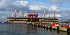 İstanbul'da yüzer elektrik santrali için ÇED başvurusu