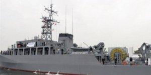 JS HiradoJapon Deniz Kuvvetlerine teslim edildi
