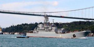 Rus Karadeniz Filosu gemilerine yeni anti-denizaltı füzeleri