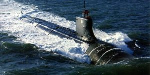 Çin'den yapay zekalı denizaltı