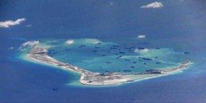 Güney Çin Denizi'nde denizaltı tatbikatı