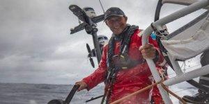 VOR'da okyanusa düşen yarışçı aranıyor