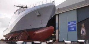 HMS Trent bu yıl Kraliyet Donanması'na katılacak