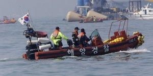 Sewol kazasıyla ilgili belgede tahrifat suçlaması