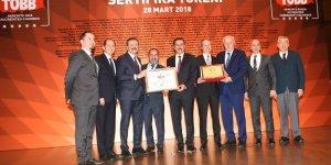 DTO İzmir Şubesi'nin gurur günü