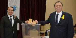 DTO Kocaeli'de seçim heyecanı başladı
