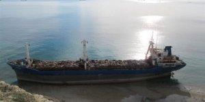 Soğan yüklü Mrcy God gemisine partili veda