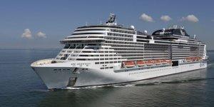 MSC Cruises'a Çevre Yönetim Ödülü