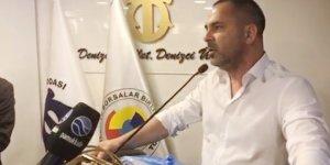 DTO İzmir Şubesi'nde koltuk Yusuf Öztürk'e emanet