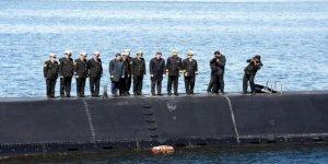 Dumlupınar Denizaltısı'nın 81 şehidi anıldı