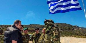 Yunan Bakan küstahlıkta sınır tanımıyor