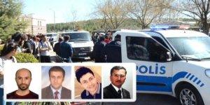Eskişehir ESOGÜ'de 4 öğretim üyesi öldürüldü