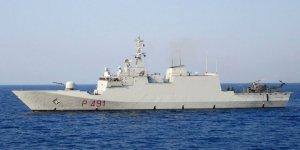 Donanmaya ait helikopter Akdeniz'e düştü