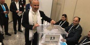 DTO'da seçim heyecanı zirvede