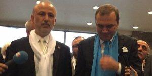 DTO'da bayrağı Tamer Kıran teslim aldı