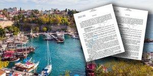 Antalya DTO'da itiraz red edildi