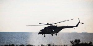 'Yunanistan Türk helikopterine ateş açtı' iddiası