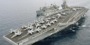 ABD Akdeniz'e uçak gemisi gönderiyor