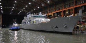 İrlanda Donanması'na yeni gemi