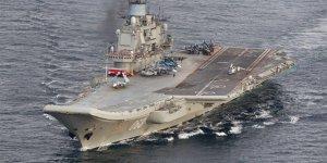 Amiral Kuznetsov'a yeni silahlar geliyor