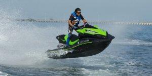 Göçmenler Avrupa'ya jet ski ile kaçıyor