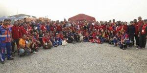 9. Bölge UMKE Eğitim ve Tatbikat Kampı Gerçekleştirildi