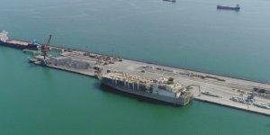 Samsun'un üçüncü limanı Cengiz Holding'ten