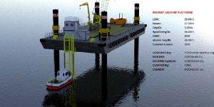 Türkiye'de inşa edilen en büyük Jack-up Platform'un Keel Laying'i gerçekleşti