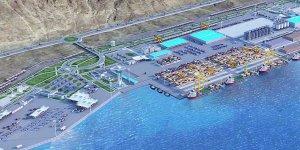 Uluslararası Türkmenbaşı Limanı hizmete alındı