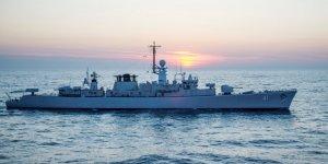 NATO gemileri Karadeniz'e giriş yaptı