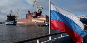 Rusya'nın ''yüzen nükleer santrali'ne tepki