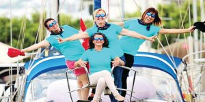 4 cesur kadın, barışa yelken açacak